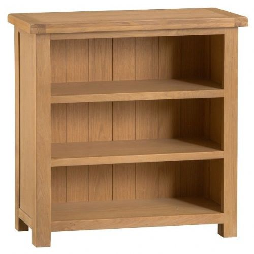 Chelmsford Oak Small Bookcase